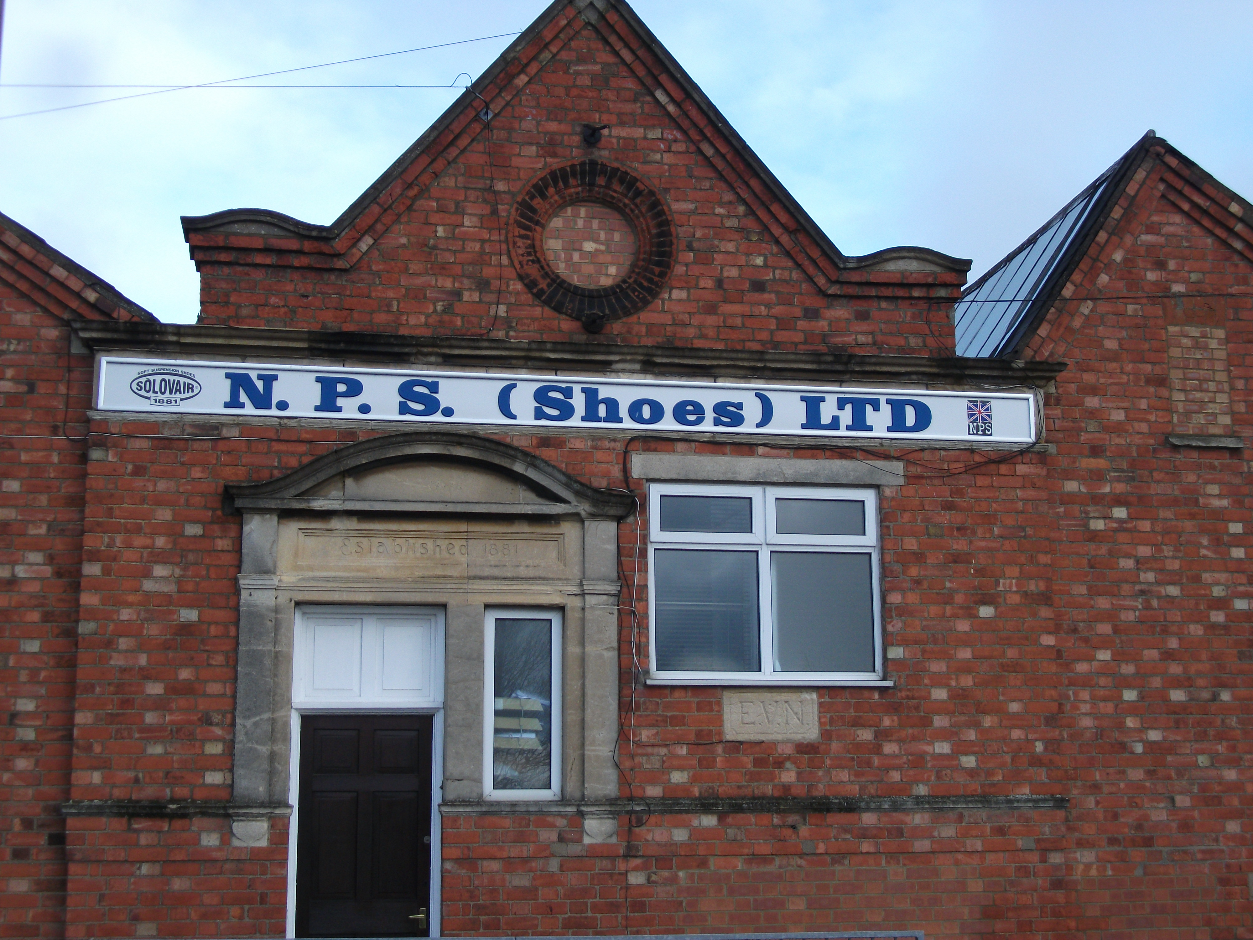 northamptonshire productive society ltd