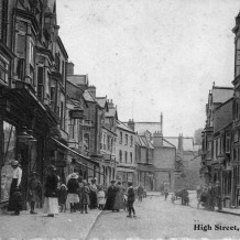 Rushden High Street