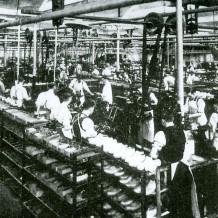 Inside Daventry Factory