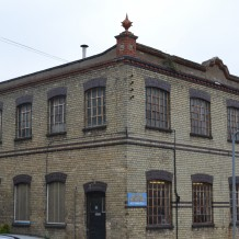Former Ernest Chambers Heel Factory