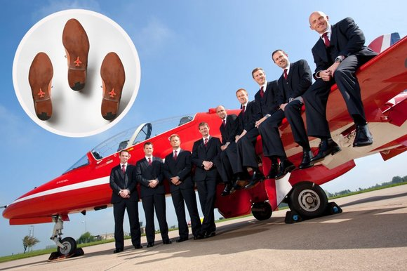 Grenson & The Red Arrows