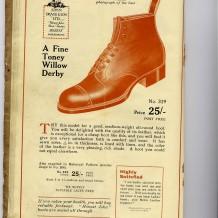 Drage 'Honest John' shoe and boot range 1