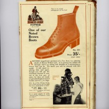 Drage 'Honest John' shoe and boot range 1