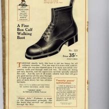 Drage 'Honest John' boot and shoe range 2