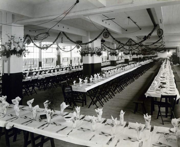 Timpson's Shoe Factory