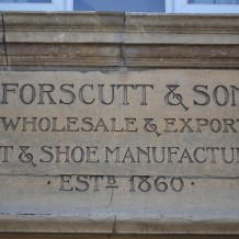 Former Z. Forscutt & Sons boot and shoe factory, Northampton Road