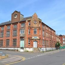 Former Rudlens Shoe Factory