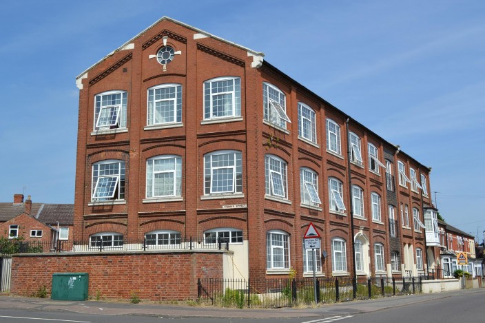 Former Walker Brothers Shoe Factory
