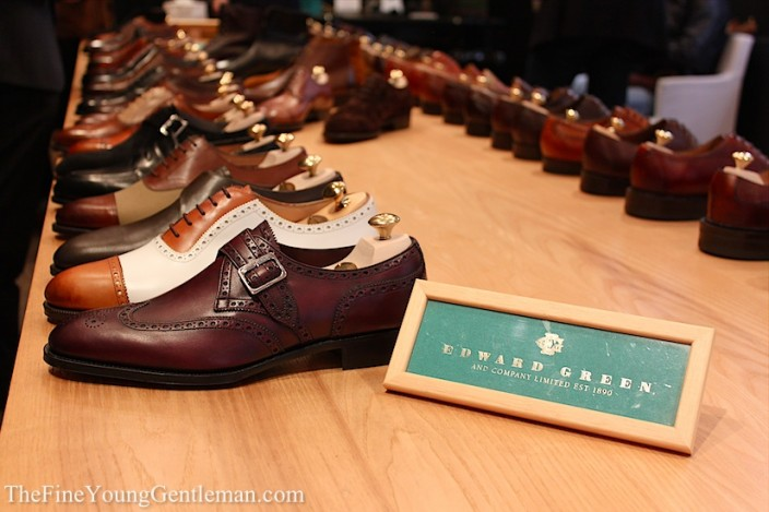 Edward Green - The Finest Shoes In England