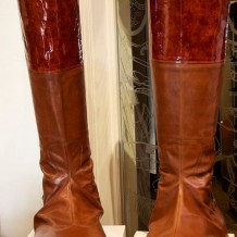 Horace Batten - Bespoke riding boots for Darth Vader and Lady Godiva among others...