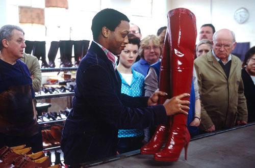 Earls Barton and Kinky Boots