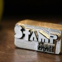 Stamp Shoes - Nicholas Cooper