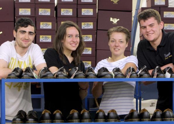 Apprentice shoe-makers