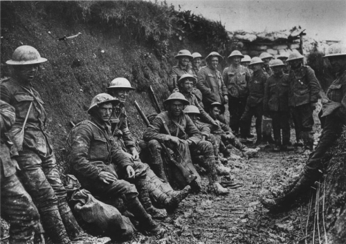Northampton's shoe factories and World War One