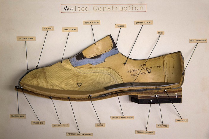 Wall Street Journal covers Northamptonshire's shoe-making revival